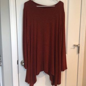 Jodifl Rust Tunic